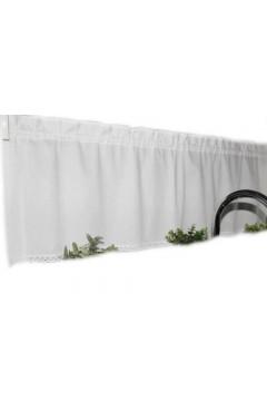 Prosta zazdrostka bawełniana koronka 135 x 40 cm
